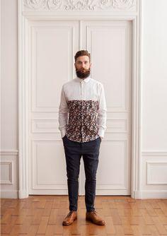 BÖHEMIAN Spring/Summer 2014 Lookbook , fashion, styling, style inspiration, menswear, retro