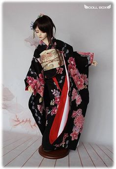 DDBOX 1/3 Kimono H9 | Flickr - Photo Sharing!