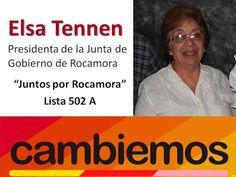 Comité Departamental Uruguay de la Unión Cívica Radical: Juntos, cambiemos Rocamora