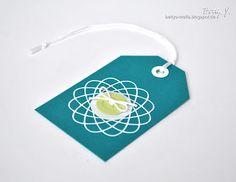 """Bettys Crafts: Geschenkhängerchen (day) to map """"Childbirth""""/ have file"""