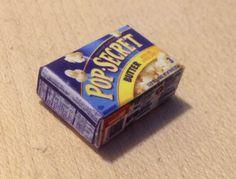popcorn box printable