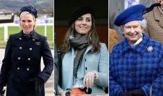 Kate Middleton, Zara Tindall, the Queen and other royals enjoying Cheltenham Races - Photo 2 . Princess Anne, Princess Margaret, Royal Princess, Duchess Of Cornwall, Duchess Of Cambridge, Autumn Phillips, Zara Looks, Daughters Day, Chelsea Girls