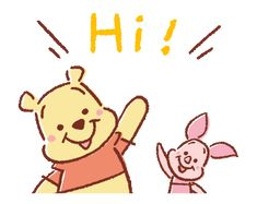 With Tenor, maker of GIF Keyboard, add popular Winnie The Pooh Piglet animated GIFs to your conversations. Share the best GIFs now >>> Winnie The Pooh Gif, Winnie The Pooh Pictures, Winne The Pooh, Pooh Bear, Tigger, Cute Disney Wallpaper, Cute Gif, Disney Drawings, Cute Quotes