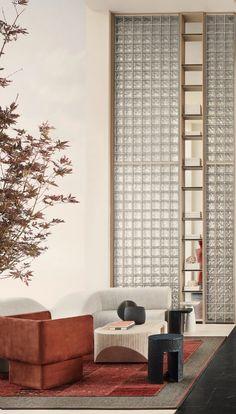 布鲁盟设计 | 顶级设计,是自然心境的完美演绎!-室内设计-拓者设计吧 Lobby Interior, Interior Architecture, Interior Design, Living Room Designs, Living Spaces, Feature Wall Design, Hotel Room Design, Function Room, Japanese Interior