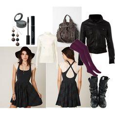 i'd rock school girl plus bad girl.