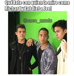 Read Quedate from the story CNCO MEMES© by Annstylxs (ᕢᘗᘗ) with 675 reads. Jajaja entonces me quedare con Memes Cnco, Best Memes, Funny Memes, Zodiac Signs Horoscope, My Crush, Cool Bands, Crushes, Fandoms, Lol