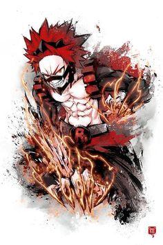 My Hero Academia Memes, Hero Academia Characters, My Hero Academia Manga, Corpse Party, Akatsuki, Kirishima My Hero Academia, Kirishima Eijirou, Hero Wallpaper, Anime Boyfriend