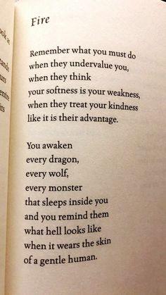 Do not take advantage