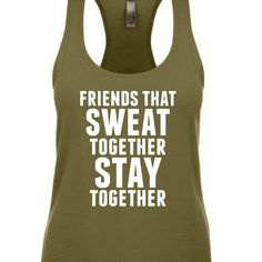 This funny workout and exercise women's tank will garner a few laughs along the way.  ORDER MORE THAN ONE SHIRT OR TANK TOP AND SAVE ON SHIPPING!!! Click the link in our profile to shop :) #fitness #fitchick #fitmom #fitnessmotivation #fitnessaddict #fitnessmodel #fitnessguru #fitnessfreaks #fitnessjourney #fitnesswear #fitnessgoals #fitnesstrainer #fitnesslifestyle #fitnessgear #fitnessgirl #fitnesswomen #fitnessjunkie #fitnesschick #igfitness #fitnesscoach…