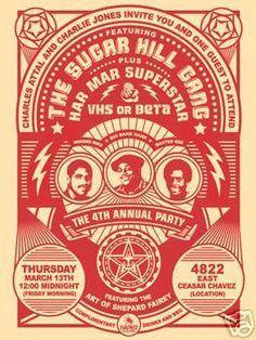 The Sugar Hill Gang - OG rappers