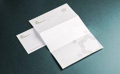 WSHCouncil Logo, Letterhead, Stationery Set, Singapore Government, Corporate, Logo Design