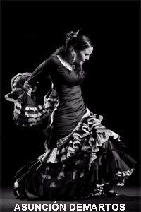 ASUNCIÓN DEMARTOS - BAILAORES/AS - El Arte de Vivir el Flamenco