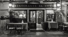 Ristorante Al Covo, Venice Venice Restaurants, Monochrome Photography, Victorian, City, Painting, 1930s, Trips, Wanderlust, England