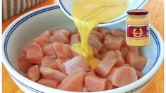 Czech Recipes, Nutella, Poultry, Ham, Cantaloupe, Watermelon, Food And Drink, Low Carb, Menu