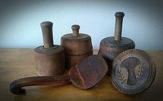 Primitive Kitchen, Primitive Antiques, Churning Butter, Kitchen Collection, Paddles, Mixers, Knife Block, Rustic Kitchen, Minimalist Kitchen