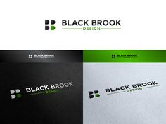 Black Brook Design needs a new logo by erraticus