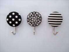 くるみボタンアレンジ!!マグネットフックの作り方の作り方|その他|編み物・手芸・ソーイング|ハンドメイド | アトリエ