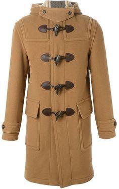 Burberry Brit Anbridge Wool and Cashmere Duffle Coat ($2,330 ...