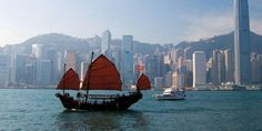 From commercial voyages of the second century to private party cruises of today, Hong Kong junk boat trips just never get old Gq, Best Boats, Four Seasons Hotel, Travel Abroad, Hong Kong, Travel Destinations, City, Places, Pictures