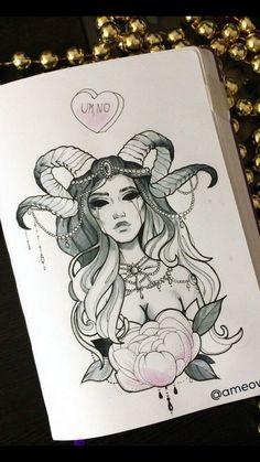 Ich liebe diese Blüte so sehr ! Und das ganz besondere Design mit nur dem Um, … I love this flower so much ! And the very special design with only the um, no Dark Art Drawings, Cute Drawings, Pencil Drawings, Tattoo Sketches, Tattoo Drawings, Drawing Sketches, Kunst Tattoos, Body Art Tattoos, Tatoos