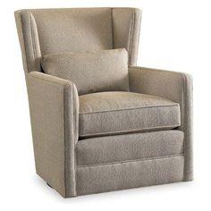 Sam Moore Surry Swivel Chair - Pelt - 1613.21/2616 PELT
