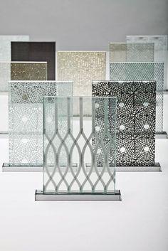 Textiles Glas   Tex Glass® de Nya Nordiska   Vidrios decorativos