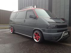 Battleship grey - pictures? - Page 2 - VW T4 Forum - VW T5 Forum