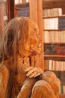 MFS-Strange but TRUE: The CHINCHORRO Mummies of South America