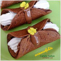 Fiyonk pankek pastası