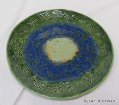 hand built plate