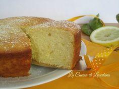 Un dolce delizioso e morbidissimo: Torta soffice al Limone, in un attimo il suo profumo invaderà la vostra casa e la vostra colazione sarà meravigliosa