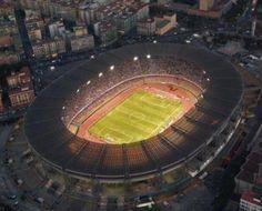 San Paolo Stadium Ssc Napoli