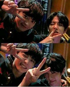 Little Byun [ChanBaek] Chanbaek Fanart, Exo Chanbaek, Exo Ot12, Park Chanyeol Exo, Baekhyun Chanyeol, Kpop Exo, Kris Wu, Exo Couple, Xiuchen