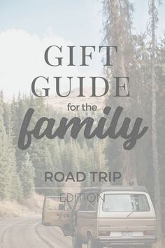 Gifts Ideas for the Family Road Trip - Drive to Visit Family with Kids this Christmas or Thanksgiving Holiday - Kids Car Travel #Christmas #Thanksgiving #TravelWithKids #RoadTrip #RoadTrips #FamilyTravel #USTravel #giftguide