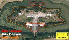 (van de website gehaald) Verdeling (deel van de) activa Fort