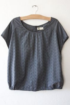 local grey lake top – Lost & Found