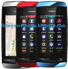 Nokia Asha 306 (RM-768) Flash File