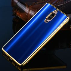 New For Huawei Mate 9 Pro Case Fashion Cool Bright Shiny Silicone Frame Back Cover Soft Phone Cases For Huawei Mate9 Pro