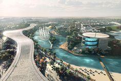 Mohammed Bin Rashid City District One, Dubai - By Sobha