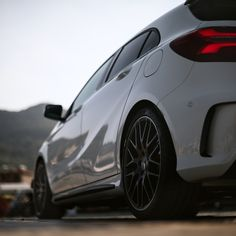 """""""The journey is the destination."""" Photo by @stephanbauer for #MBsocialcar  #MercedesAMG #AMG #DrivingPerformance [Mercedes-AMG A 45 