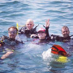 Happy divers #goprocostarica #oceanworld #scubainstructor #scubainsternships #padiidc #idccostarica #becomeascubainstructor #livethelife #lifeofadventure