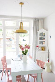 Restaurar muebles con color   Estilo Escandinavo