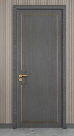 Flush Door Design, Room Door Design, Main Door Design, Home Room Design, Interior Door Styles, Showroom Interior Design, Wooden Front Door Design, Wooden Front Doors, Modern Exterior House Designs