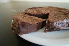 gateau au chocolat fondant caramel beurre sale