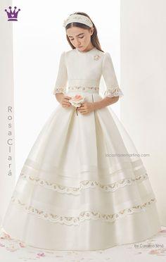 Girls Baptism Dress, Girls First Communion Dresses, Holy Communion Dresses, Baby Girl Party Dresses, Girls Dresses, Flower Girl Dresses, Robes De Confirmation, Kids Gown, Princess Dress Kids