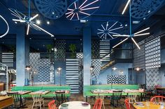 el equipo creativo messi bellavista barcelona restaurant designboom