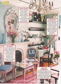 Glam Teen Vogue Bedroom  The Decorista-Domestic Bliss
