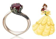 Natural Rosecut Diamond Ring 14 k Yellow Gold Ring Engagement Ring Wedding Gift Ring Handmade Ring Jewelry Ring - Custom Jewelry Ideas Disney Wedding Rings, Types Of Wedding Rings, Wedding Ring Styles, Disney Princess Jewelry, Disney Jewelry, Cute Jewelry, Jewelry Rings, Jewellery, Cute Rings