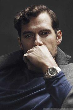Male Fashion Trends: Henry Cavill es pura elegancia british para The Rake Magazine