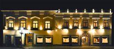 Fachada Hotel San Leonardo